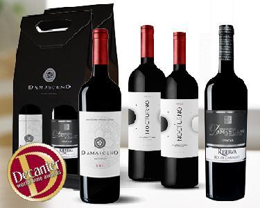 4 Vinhos Damasceno |Últimas unidades