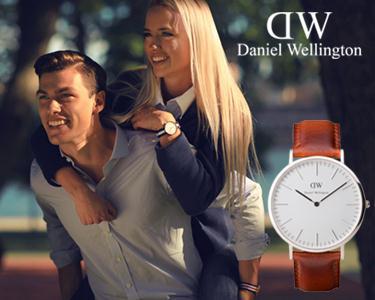 Daniel Wellington em Pele para Ela
