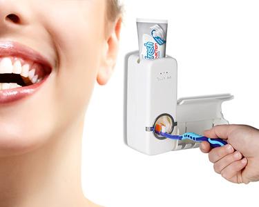 Dispensador Automático de Pasta de Dentes