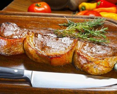 Picanha Eccellenza + Champanhe Frutos Vermelhos | Restaurante Lounge Saldanha