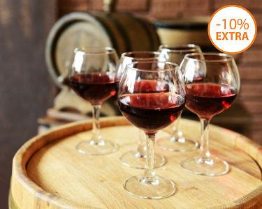 Visita à Adega Ervideira a Dois + Prova de Vinhos + Degustação | 1h30 | Reguengos de Monsaraz