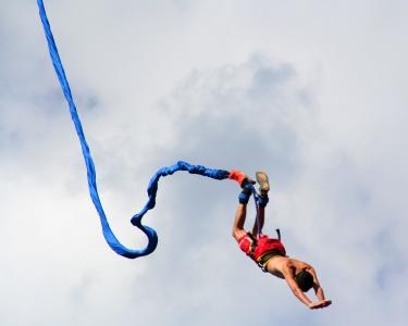 Aventura Fantástica de Bungee-Jumping para 1 Pessoa | Extremos Portugal - Almada