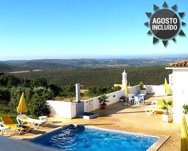 Algarve - Férias de Verão de 3, 5 ou 7 Noites no Alte Hotel