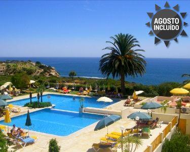 Baía Cristal Beach & Spa Resort 4*- 2, 3 ou 5 Nts Meia-Pensão ou TI Algarve
