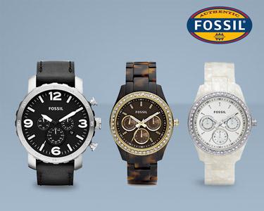 Relógios Fossil® à Escolha | Men & Women