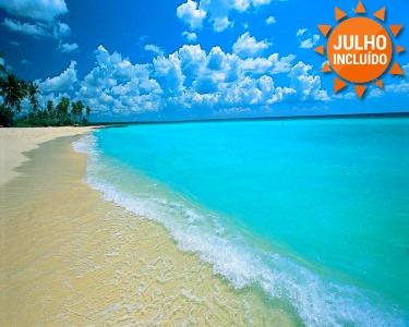 República Dominicana | Punta Cana | Voos + 7 Noites em Tudo Incluído