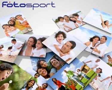 Impressão de 100 Fotos - Fotosport