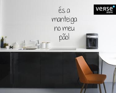 Frase Personalizada para tua parede