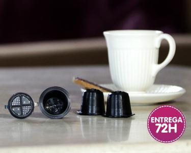 Café - 3 Cápsulas Reutilizáveis