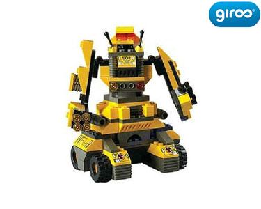 Robots Space Fighter Tiger | 157 Peças