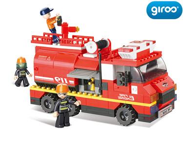 Fire Alarm Camião Bombeiros | 281 Peças