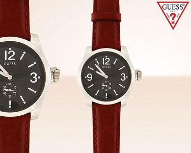 Relógio Guess® para Homem | Castanho