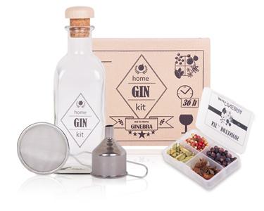 Home Kit Gin | Crie o seu Próprio Gin