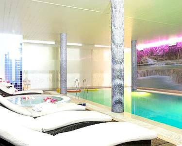 Vamos? Noite + Spa c/ Massagem ou Jantar | Hotel Ílhavo Plaza 4*