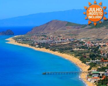 Verão na Ilha Dourada | Porto Santo | Voos + 7 Noites - Reserva VM