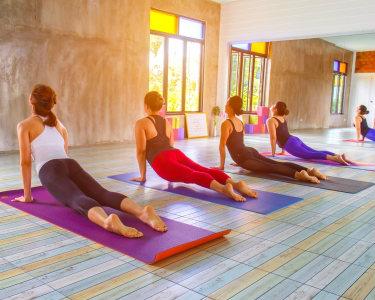 Aulas de Yoga em Oeiras   1 Mês à Escolha   Maria Academia