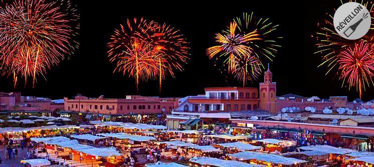 Entre em 2016 em Marraquexe | Voos + 3 ou 5 Noites em Meia Pensão