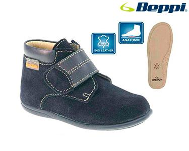 Bota Beppi® Bebé | Azul Marinho