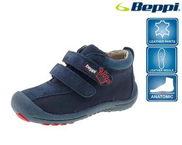 Bota Beppi® Casual Bebé   Azul Marinho
