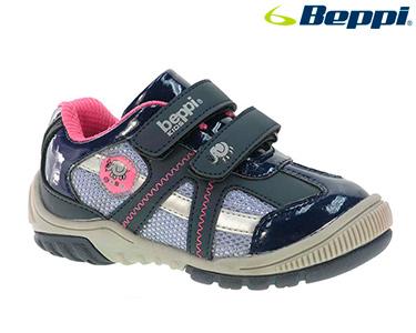 Sapato Beppi® Bebé | Azul Marinho