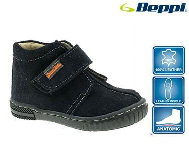 Botim Beppi® Casual Infantil | Preto