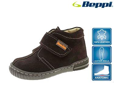 Botim Beppi® Casual Infantil | Castanho