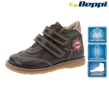 Botim Beppi® Infantil | Castanho Escuro