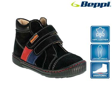Bota Beppi® Casual Infantil | Preto