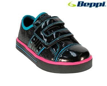 Sapato Beppi® Casual Infantil | Preto