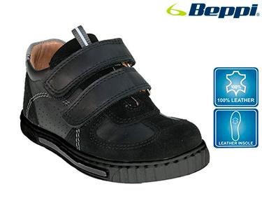 Bota Beppi® Infantil Casual   Preto