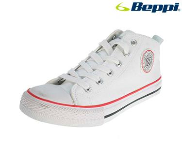 Ténis Beppi® Lona Júnior | Branco