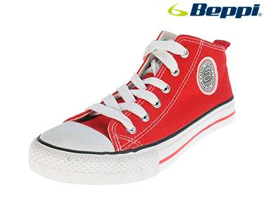 Ténis Beppi® Lona Júnior | Vermelho