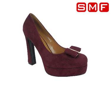 Sapato 100% Camurça SMF® | Escolha a Cor