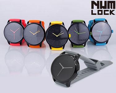 Relógios NumLock® Pastel +   Escolha a Cor