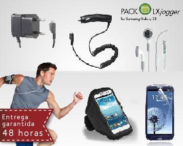 Pack LXjogger Para Galaxy S3