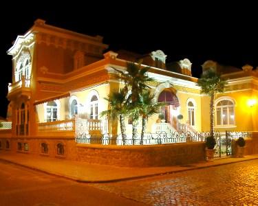 Noite 4* na Baía de São Martinho do Porto | Hotel Palace do Capitão