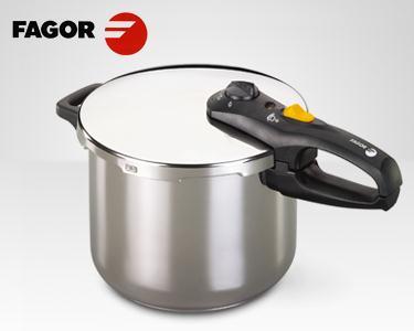 Panela de Pressão Xpress 6 litros da Fagor