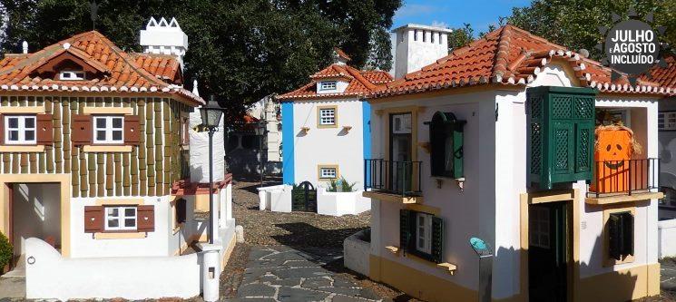 Portugal dos Pequenitos! Entradas & Noite de Charme no Tivoli Coimbra 4*