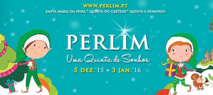Perlim, uma Quinta de Sonhos! Noite & Jantar em Família | Golden Tulip Porto Gaia Hotel & SPA 4*