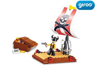 Pirate A Ilha do Tesouro | 64 Peças