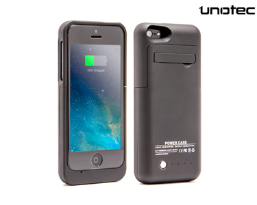 Capa Com Bateria Iphone 5\5S\5C | Escolha a Cor