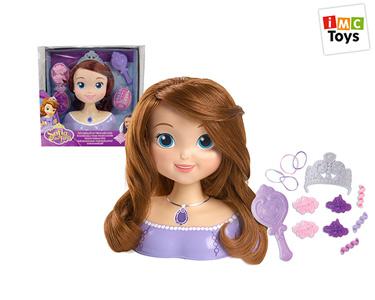 Princesa Sofia + Escova  e Acessórios para o Cabelo