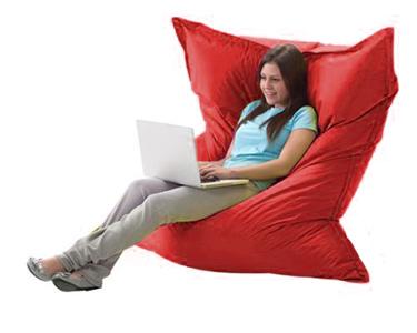 Puff XXL | Relax & Conforto em Casa ou no Jardim! Cores à Escolha