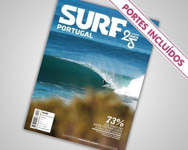 Assinatura Revista 'Surf' 12 edições