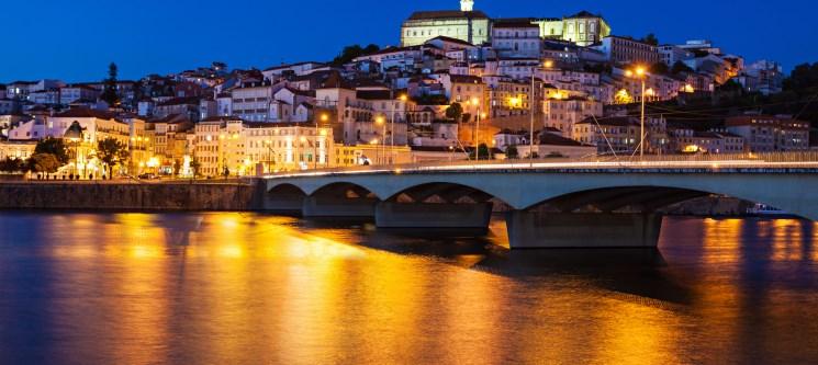 Noite no Tivoli Coimbra 4* | A Beleza da Cidade das Serenatas