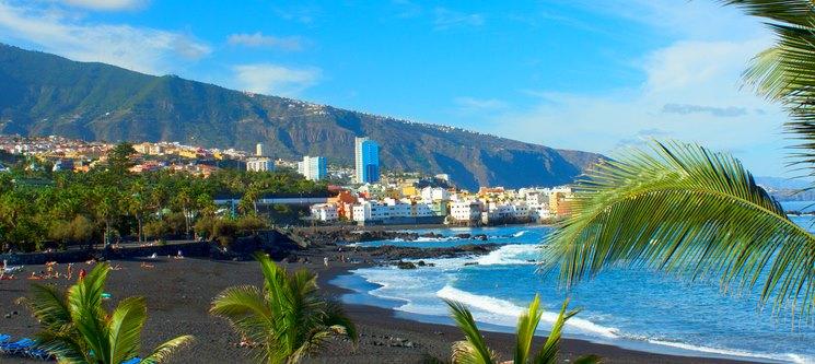 Férias de Inverno   Ilhas Canárias   Tenerife   Voos + 7 Noites