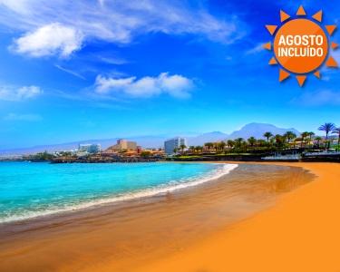 Tenerife | Ilhas Canárias | Voos + 7 Noites | 1ª Criança Grátis