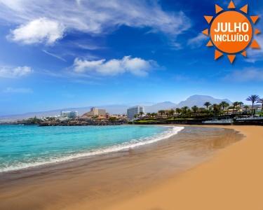 Tenerife | 7 Nts em Meia Pensão ou Tudo Incluído | 1ª Criança Grátis
