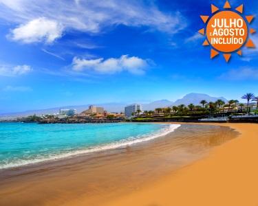 Ilhas Canárias | Tenerife | Voos + 7 Noites | 1ª Criança Grátis