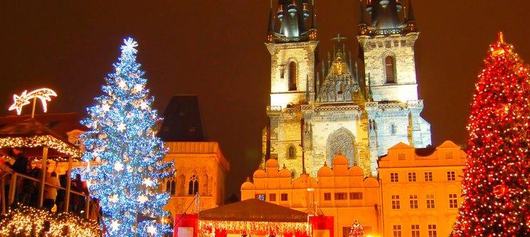 Escapadinha de Natal | Praga | Voos + 4 Noites c/ opção Tudo Incluído